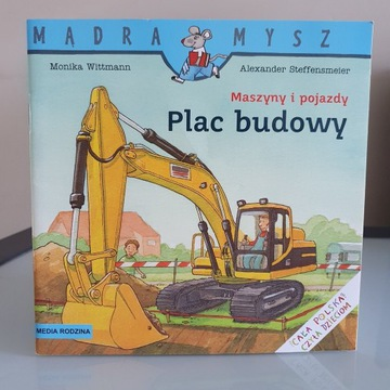 Mądra mysz plac budowy - Nowa