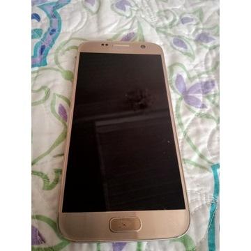 Samsung S7 złoty