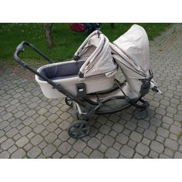 Wózek dziecięcy rok po roku
