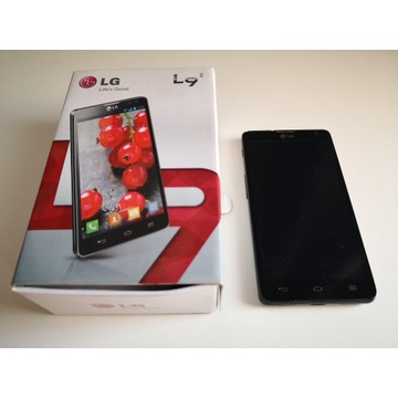LG OLIMPUS L9 II CARBON BLACK 3G HD 1GB/8GB super
