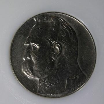 10 zł 1934 J.Piłsudski PCG-AU 58