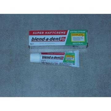 Klej do protez blend-a-dent NEUTRAL produkt z DE.