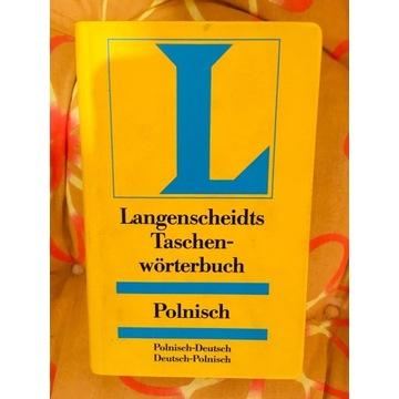 Langenscheidts Taschen-worterbuch pol-de, de-pol