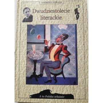 Andrzej Zawada Dwudziestolecie literackie