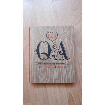 Our Q and A a day - 3-year yournal for 2 people