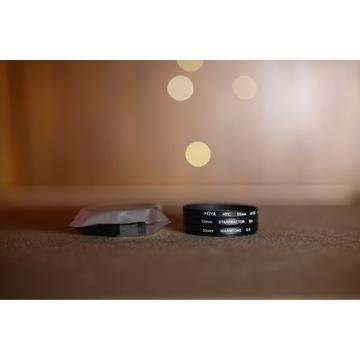 Zestaw filtrów 55mm