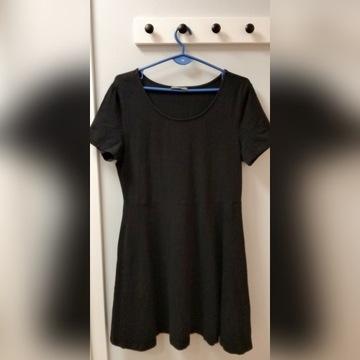 Sukienka codzienna czarna South XL 42