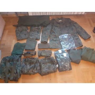 Odzież  wojskowa, komplet MON