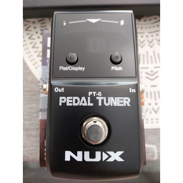 NUX TUNER PEDAL TUNER