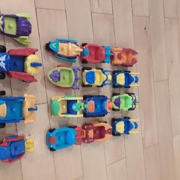 Zestaw Super Zings pojazdy
