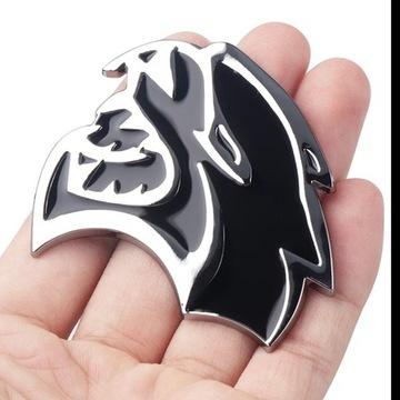 Emblemat hellcat dodge charger challenger