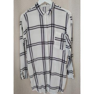 OBJECT Koszula Oversize w kratę M