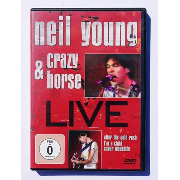 Koncert - Neil Young and Crazy Horse