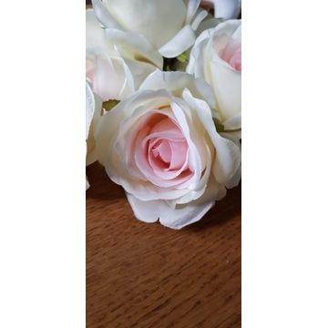 Róża wyrobowa_Sztuczny kwaiat