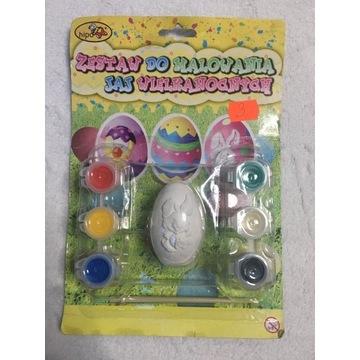 Jajka Wielkanocne malowanki pisanki zestaw