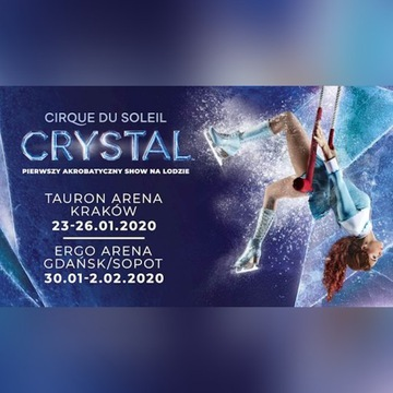 Cirque du Soleil, Gdańsk, Sobota 15:00, 1-szy rzad