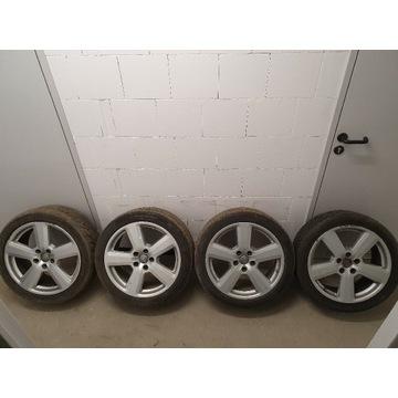 "Alufelgi Ronal ! Audi ! 18"" 8J ET 43 - 5x112 kpl !"