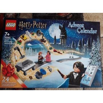 Lego Harry Potter Kalendarz adwentowy 75981