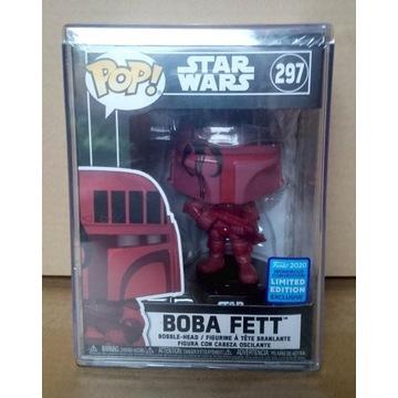Funko Pop Star Wars - Boba Fett # 297
