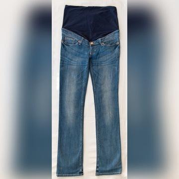 Spodnie ciążowe jeans H&M MAMA rozm. 36/38