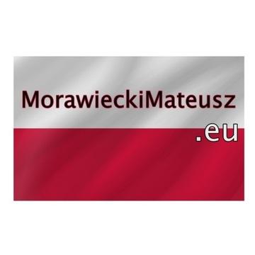 Morawiecki Mateusz .eu DOMENA Premier Polityka PiS