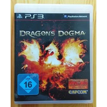 Dragon's Dogma Play Station 3 PS3