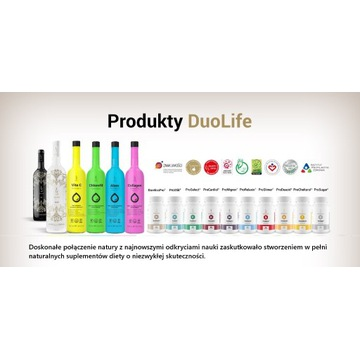 Duolife ProSelect, Vita C, Aloes 3 szt
