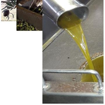 Grecka Oliwa z oliwek. Zdrowa. Smaczna. Polecam.