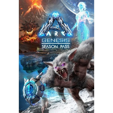 Ark Survival Evolved: Genesis Season Pass (CD Key)