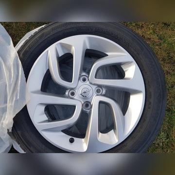 Nowe oryginalne koła do Opel Crossland