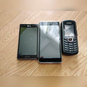 Samsung solid, LG i Microsoft