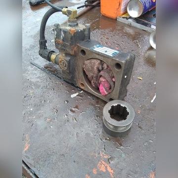 Przystawka odbioru mocy hydraulika wywrotu ZF