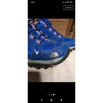 The North Face buty trekkingowe damskie 38