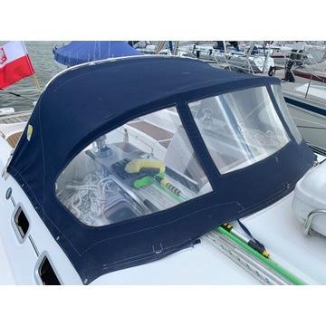 Sprzedam używaną szprycbudę do jachtu, sprayhood
