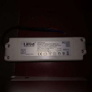 Driver LED Halogen Lifud 50V 1080mA