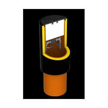Studnia wodomierzowa/studnia wodomierza ś400/h1200