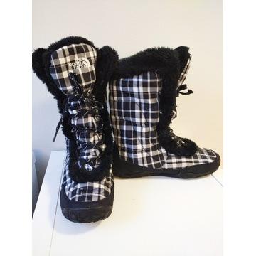 North Face buty zimowe damskie 38