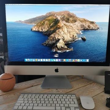 """iMac 27"""" 5k 1TB 24GB RAM Bardzo Mocny !! Idealny"""