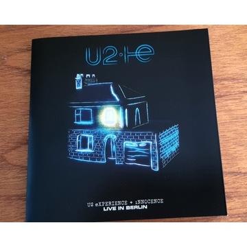 U2 - eXPERIENCE + iNNOCENCE LIVE IN BERLIN DVD