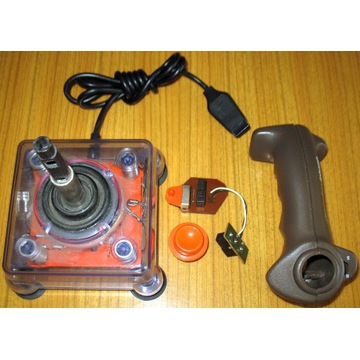 Joystick Quickjoy TopStar.  Amiga/Commodor/Atari.
