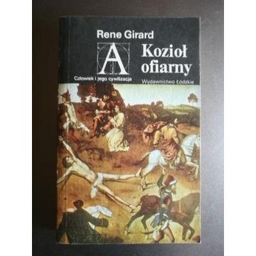 Rene Girard - Kozioł ofiarny