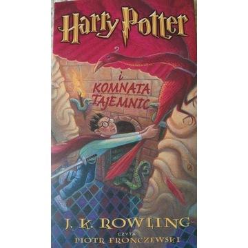 Audiobook - Harry Potter i komnata tajemnic