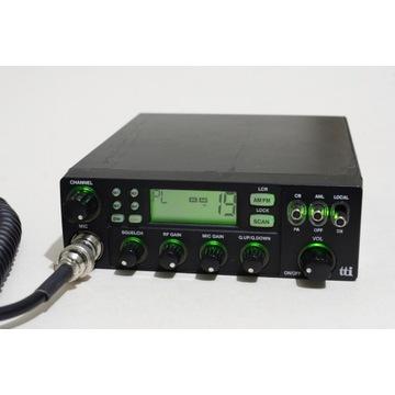 Radio CB TTI TCB-880 400 kanałów.
