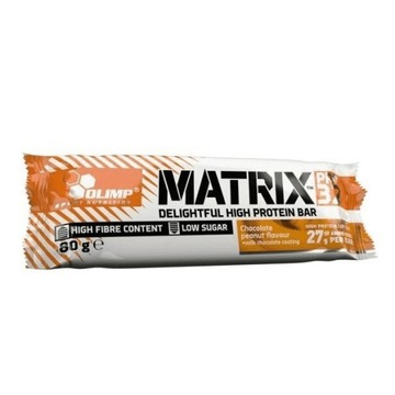 Baton OLIMP MATRIX PRO 32 Chocolate peanut