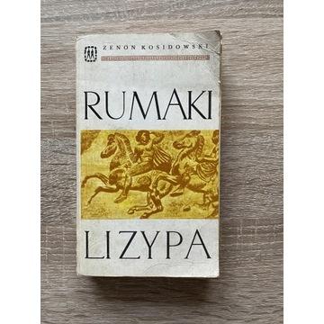 Rumaki Lizypa - Zenon Kosidowski