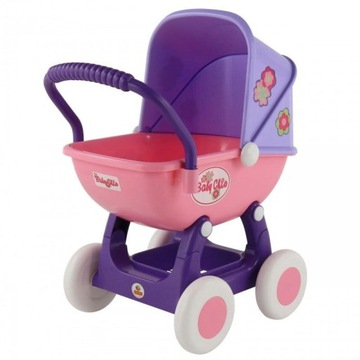 "WADER QT Wózek dla lalek ""Arina"" różowy"