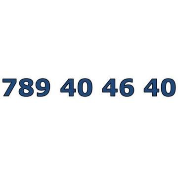 789 40 46 40 ORANGE ŁATWY ZŁOTY NUMER STARTER