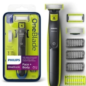 Philips oneblade body+face