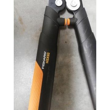 Nożyce do żywopłotu Fiskars PowerGear HSX92