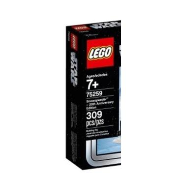 LEGO Snowspeeder – 20th Anniversary Edition